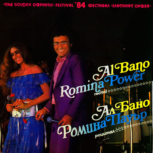 The Golden Orpheus '84 (feat. Romina Power) (Live In Bulgaria) by Al Bano