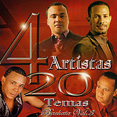 20/4 Bachata Vol.3 by Various Artists