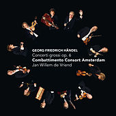 Concerti grossi op. 6 by Combattimento Consort Amsterdam