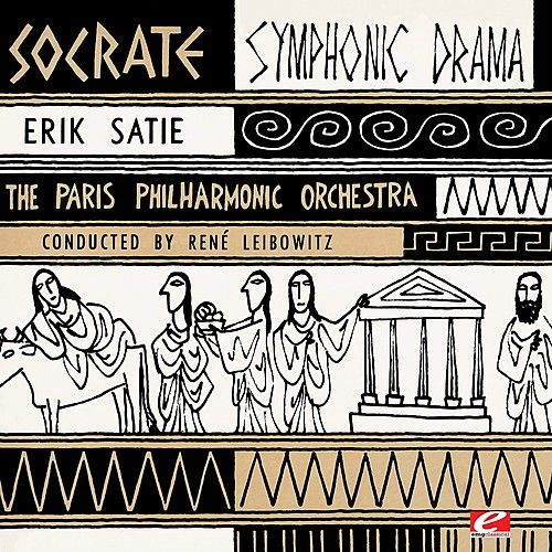 Satie: Socrate (Digitally Remastered) by The Paris Philharmonic Orchestra