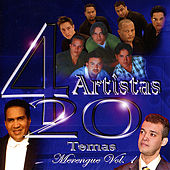 20/4 Merengue Vol.1 by Various Artists