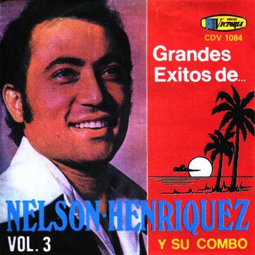 Grandes Exitos de Nelson Henriquez y Su Combo, Vol. 3 by Nelson Henriquez