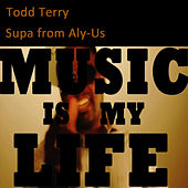 Music Is My Life by Todd Terry