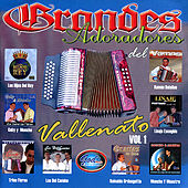 Grandes Adoradores del Vallenato, Vol. 1 by Various Artists