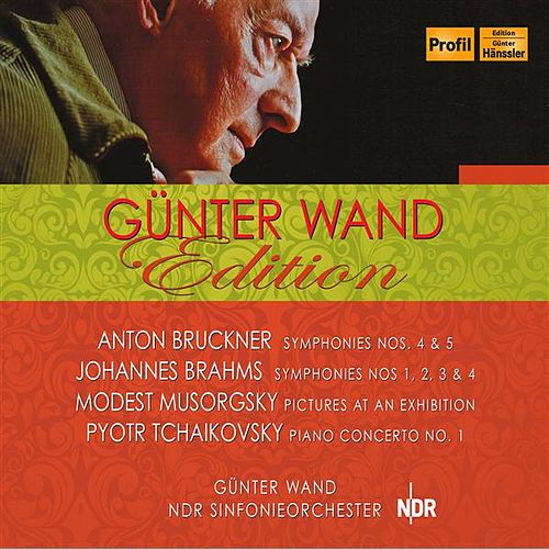 Gunter Wand Edition (NDR) by Various Artists