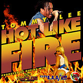 Hot Like Fire - Single by Tommy Lee