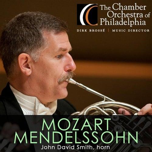 Mozart: Horn Concerto No. 4 - Mendelssohn: Symphony No. 4, 'Italian' by Various Artists