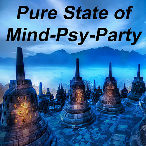 Pure State of Mind-Psy-Party 'the Best of Psy Techno, Goa Trance & Progressice Tech House Anthems' by Various Artists