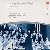 Johann Sebastian Bach: Motets, BWV 225-230 (Leipzig Thomaner Choir, Thomas) by Gewandhausorchester Leipzig