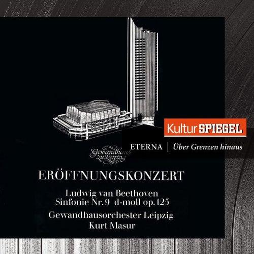 Beethoven: Symphony No. 9 (KulturSpiegel - Eterna - Über Grenzen hinaus) by Various Artists