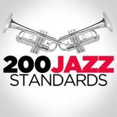 200 Jazz Standards von Various Artists