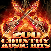 200 Country Music Hits von Various Artists