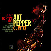 Live at Donte's 1968 by Art Pepper