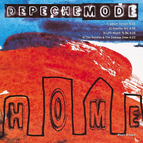 Home by Depeche Mode