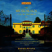 The Musical Sun of Southern Europe II by Rafael Puyana