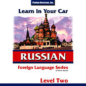 Learn in Your Car: Russian,  Level 2 by Henry Raymond Jr.