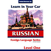 Learn in Your Car: Russian,  Level 1 by Henry Raymond Jr.