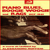 Piano Blues, Boogie Woogie and Rags 1927 - 1941 by Various Artists