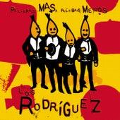 Palabras mas palabras menos + 4 temas extra by Los Rodriguez