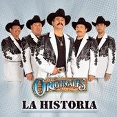 La Historia [Clean] by Los Originales De San Juan
