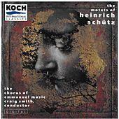 The Motets Of Heinrich Schutz by Heinrich Schutz