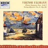 The Terezin Music Anthology, Vol 1 by Viktor Ullmann