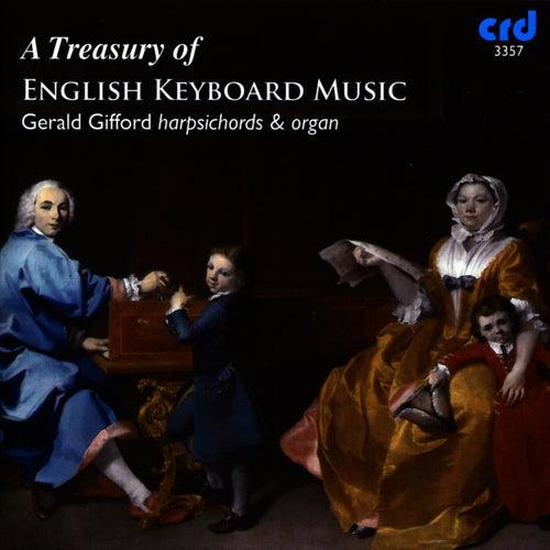 A Treasury of English Keyboard Music by Gerald Gifford