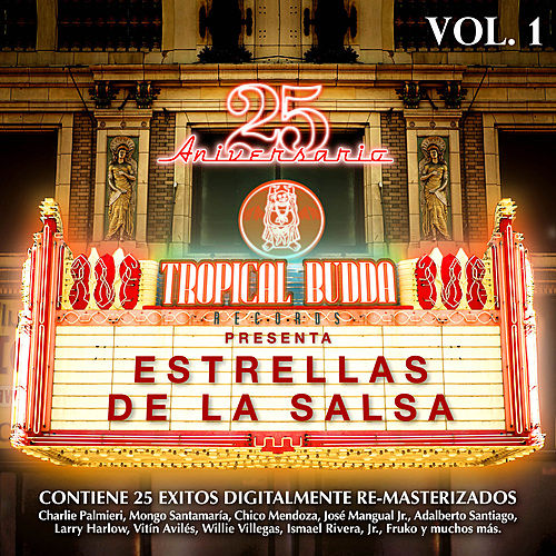 Tropical Budda Records 25th Anniversaio Vol.1 by Various Artists