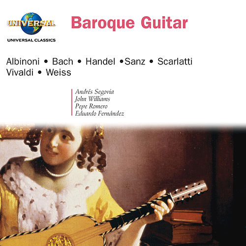 Baroque Guitar by Andres Segovia