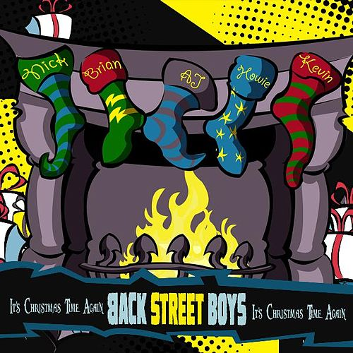 It's Christmas Time Again by Backstreet Boys