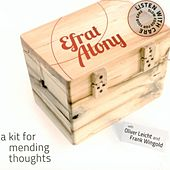 A Kit for Mending Thoughts by Efrat Alony