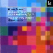 Strauss: Don Quixote - Tod und Verklärung by Various Artists