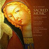 Mozart: Sacred Music by Various Artists
