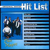 Original Artist Hit List by Ohio Players