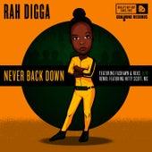Never Back Down - EP by Rah Digga