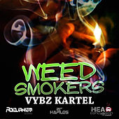 Weed Smokers - Single by VYBZ Kartel