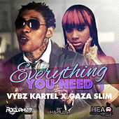Everything You Need - Single by VYBZ Kartel