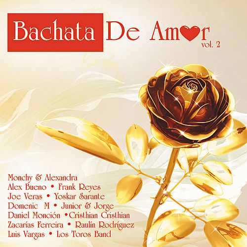 Bachata de Amor Vol. 2 by Various Artists
