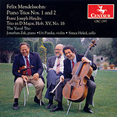 Piano Trios No.s 1 and 2 by Various Artists