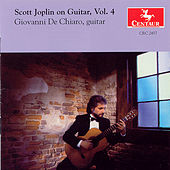 Scott Joplin on Guitar, Vol 4 by Scott Joplin