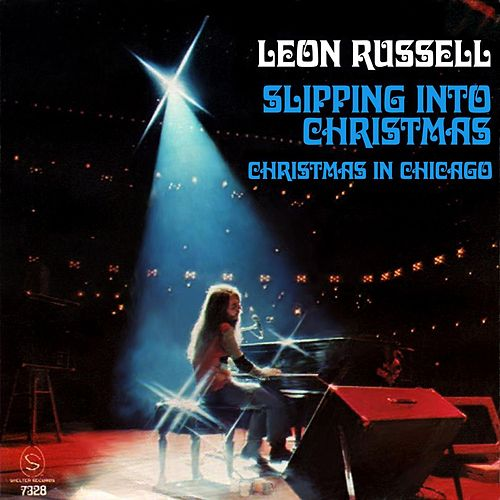 Slipping Into Christmas by Leon Russell