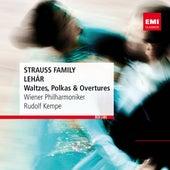 Strauss Family / Lehar: Waltzes by Rudolf Kempe