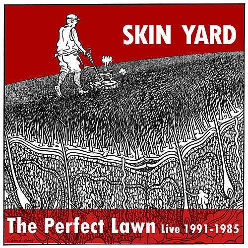 The Perfect Lawn (Live 1991 - 1985) by Skin Yard