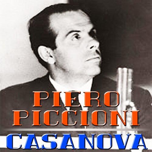 Casanova by Piero Piccioni