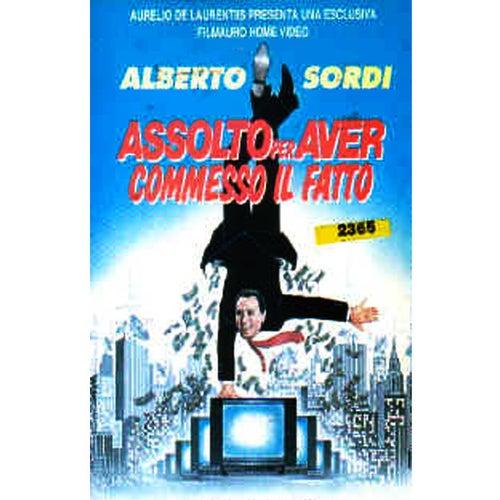 Assolto Per Aver Commesso Il Fatto by Piero Piccioni