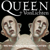 We Will Rock You VonLichten by Queen