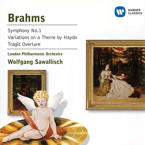 Symphony No. 1, Variations On A Theme By Haydn... by Johannes Brahms