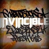 Invincible (feat. El da Sensei) by Ghettosocks