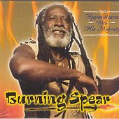 Appointment with His Majesty [Bonus DVD] by Burning Spear