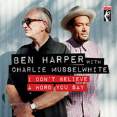 I Don't Believe A Word You Say von Charlie Musselwhite